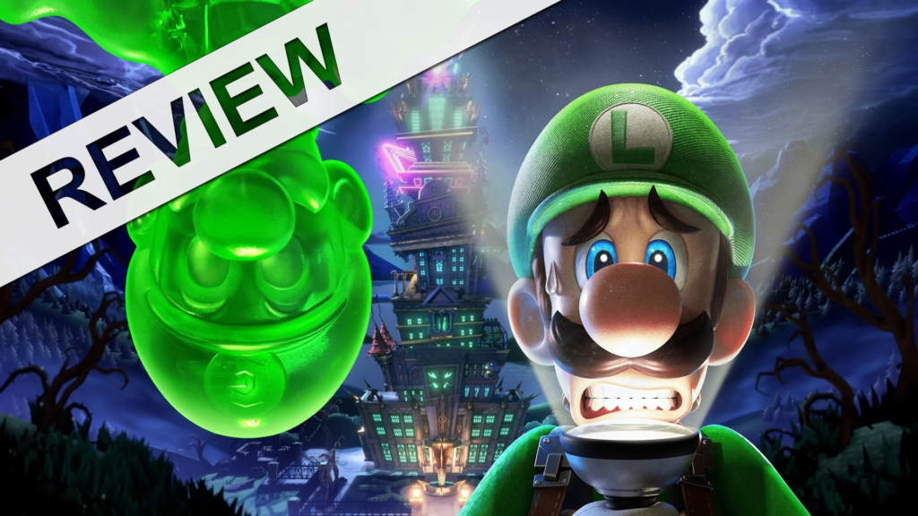 Luigi's Mansion 3 feautre