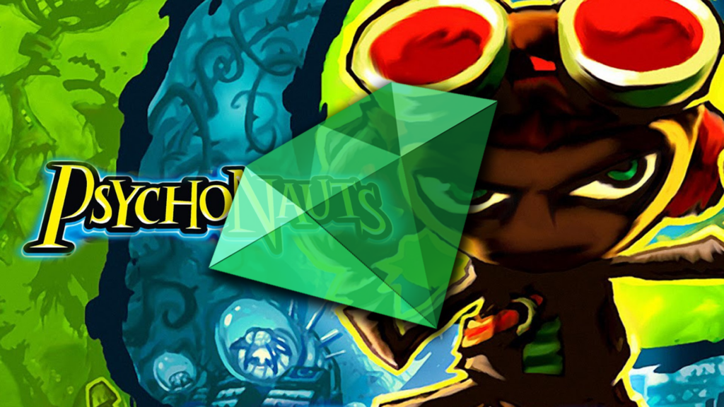 Psychonauts feature
