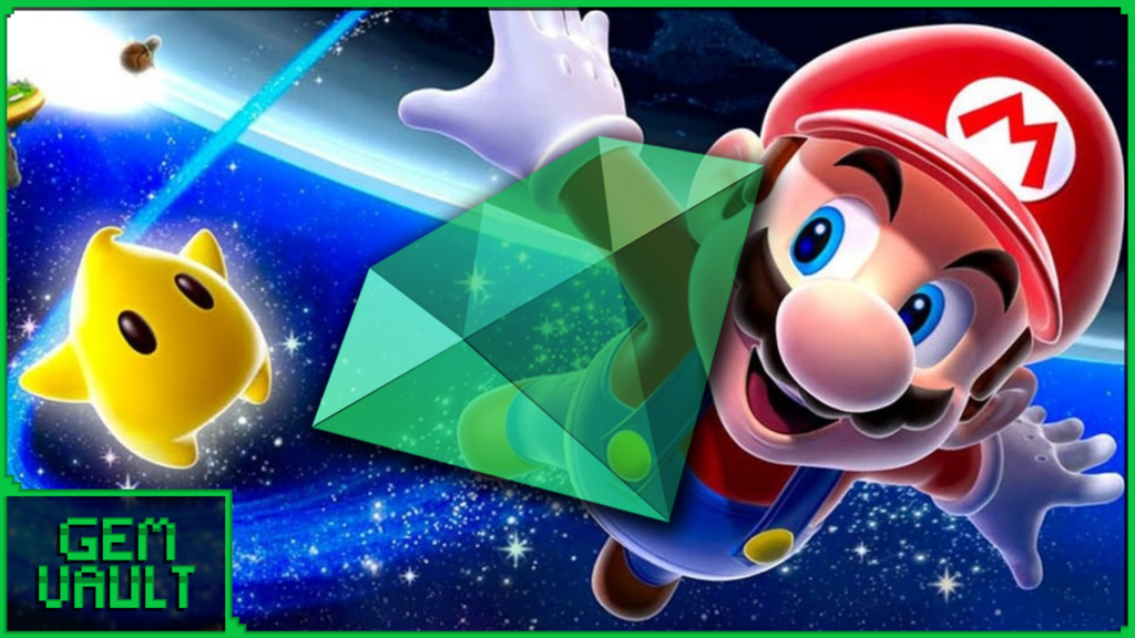 Super Mario Galaxy main image