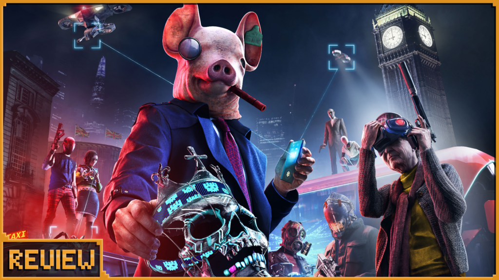 Watchdogs: Legion main image