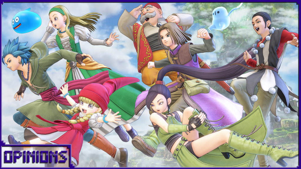 dragon quest 11 main