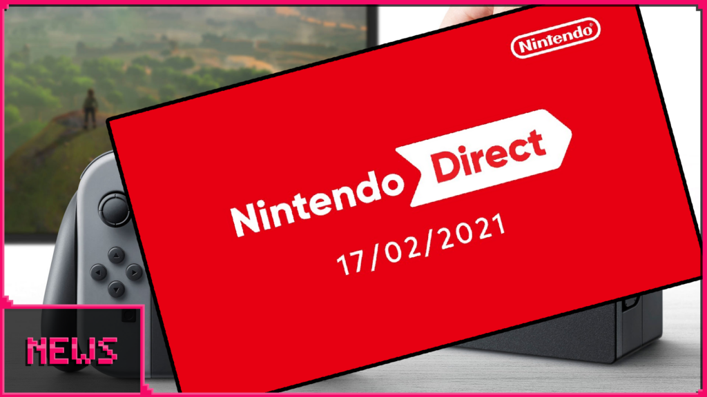 Nintendo Direct main image
