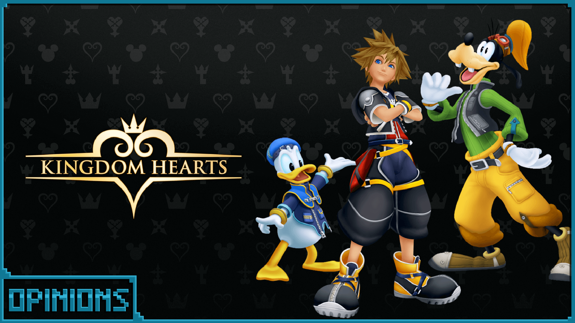 start kingdom hearts main image