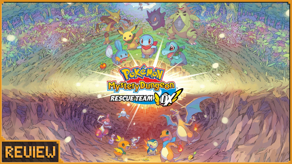pokemon mystery dungeon dx main image