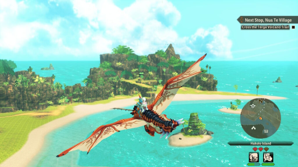 Monster Hunter Stories 2 fly you fools