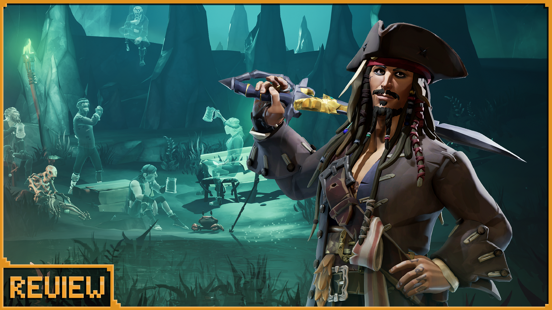 A Pirate's Life main image