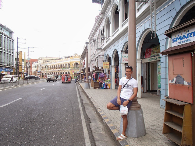 Taken at calle real in iloilo city