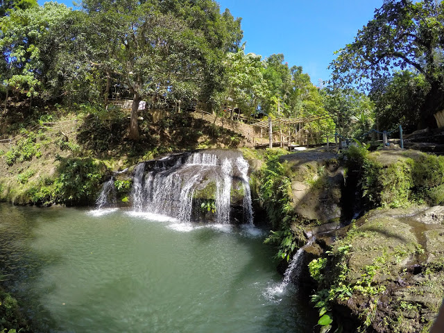 Balite falls in amadeo cavite