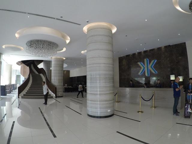 limketkai luxe hotel lobby