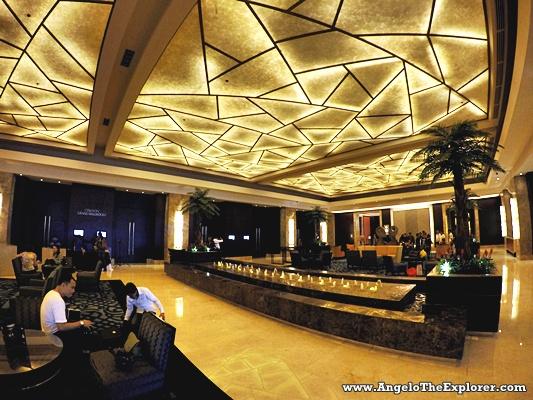 crimson hotel lobby