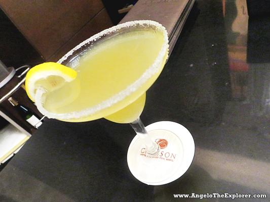 delicious margarita cocktail