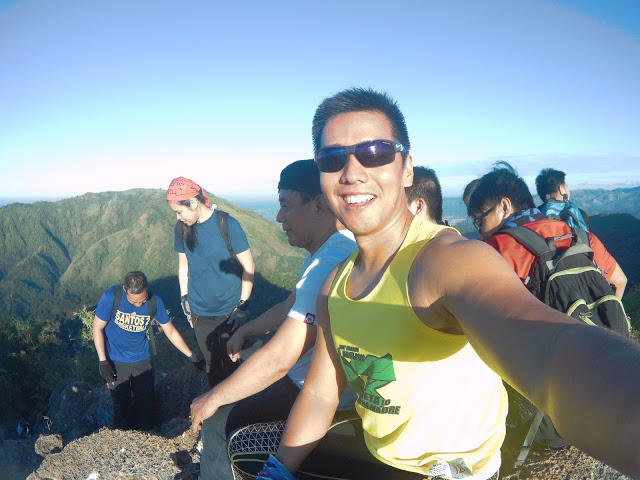 summit of mt binacayan