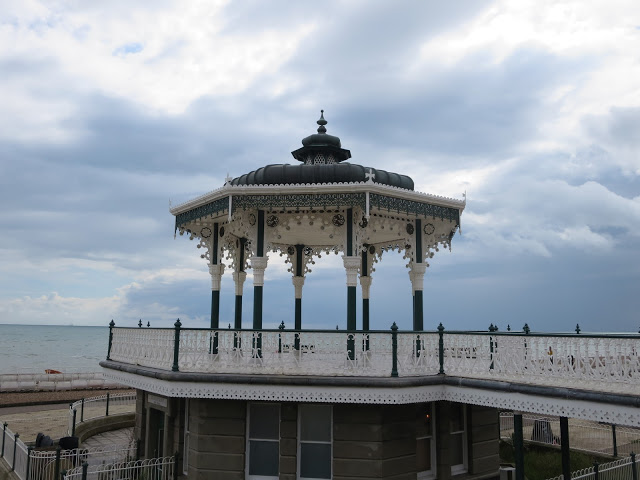 band stand in brighton