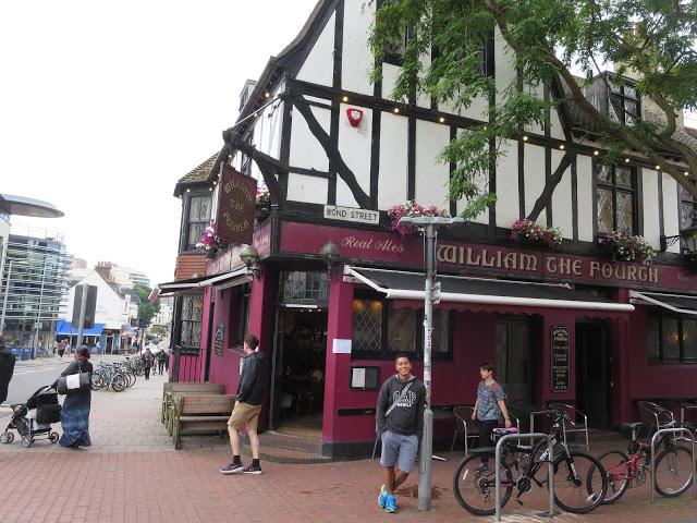 william the fourth pub brighton