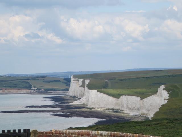 cliffs of beachy head