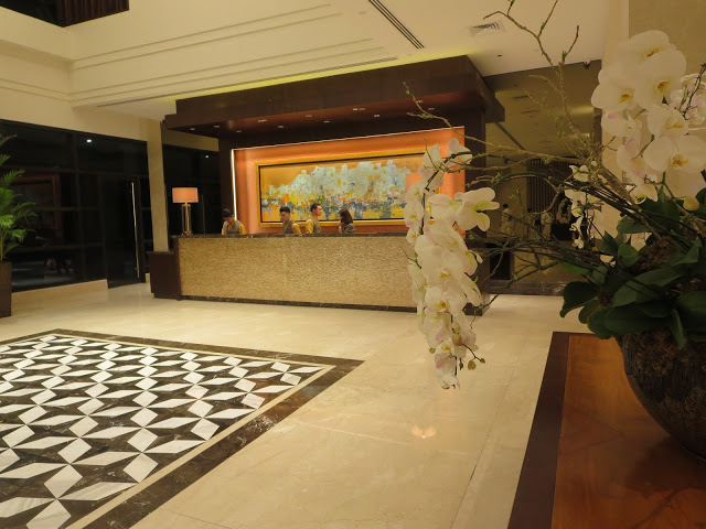 lobby of bayleaf cavite