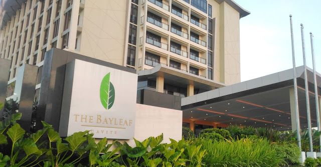 bayleaf hotel in general trias cavite next to lyceum