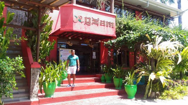 Agzam Resort and Spa Kalibo Aklan Philippines