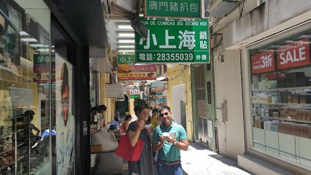 street food macau
