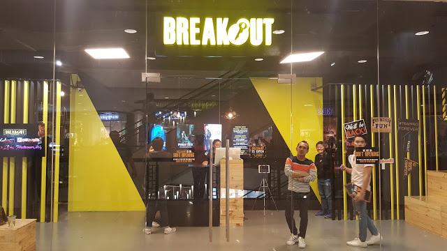 breakout greenbelt mall
