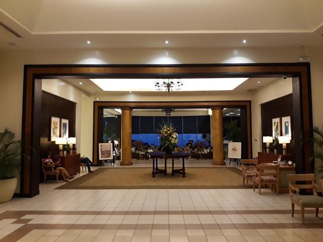 taal vista hotel lobby