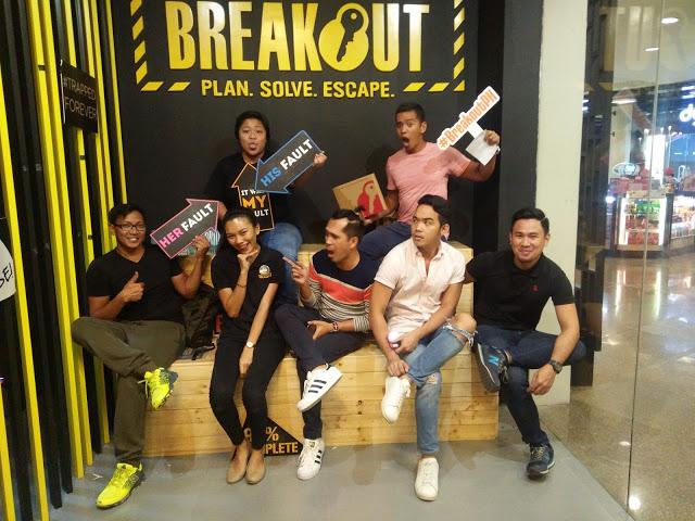 breakout escape game