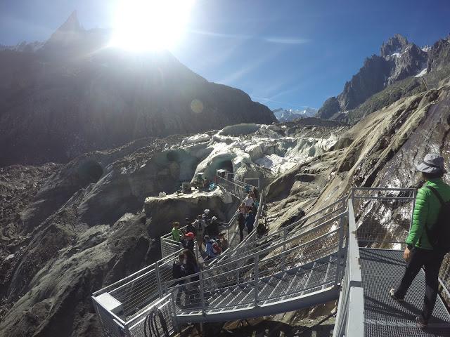ice cave chamonix