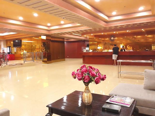 lobby butuan grand palace hotel