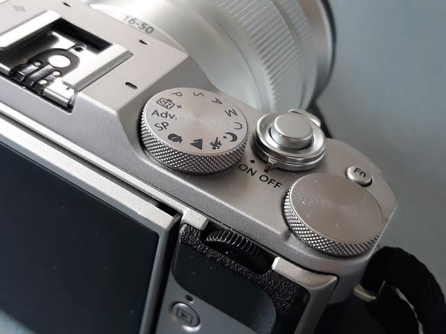 xa3 camera controls