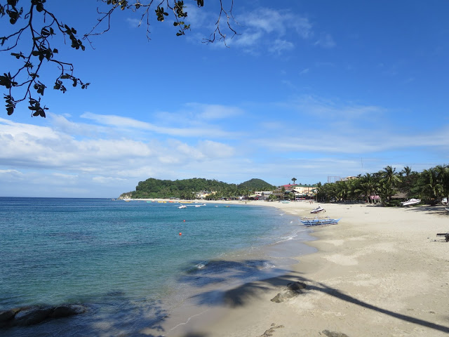 puerto galera beaches