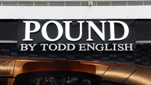 pound tedd english moa