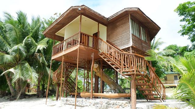 tree house laiya coco grove resort