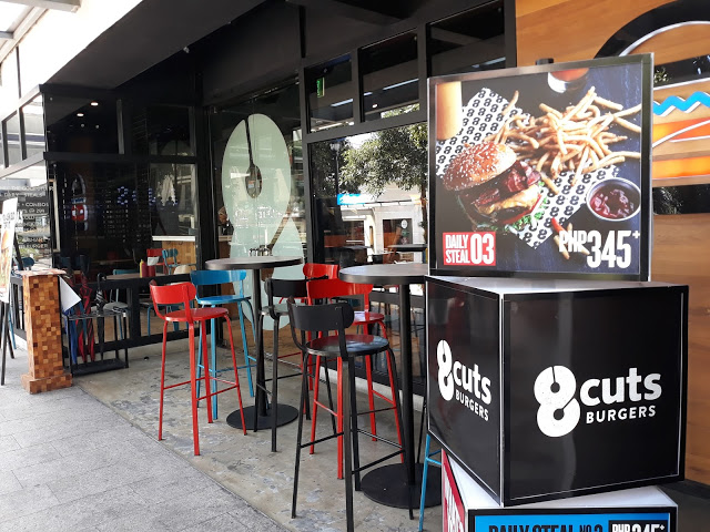 8 cuts burgers alabang town center