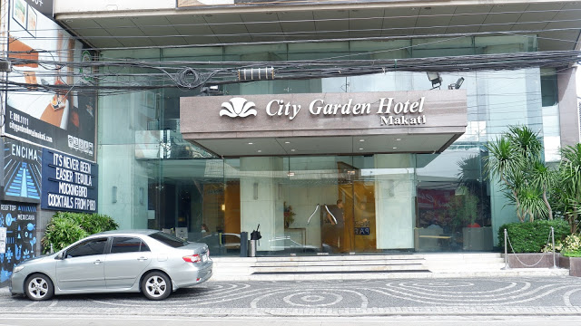 city garden hotel staycation makati