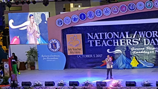 teachers got talent deped