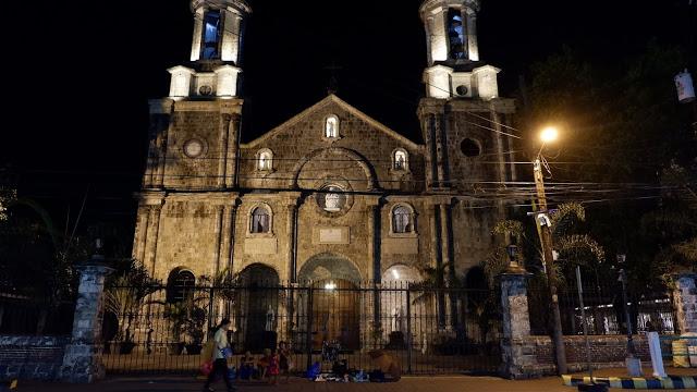 san sebastian cathedral bacolod