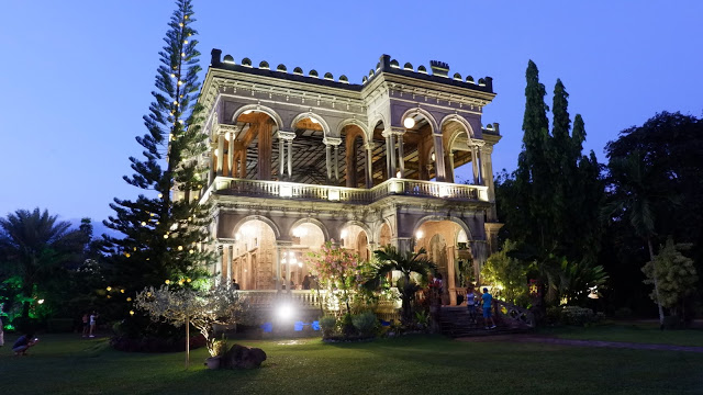 ruins of talisay city bacolod