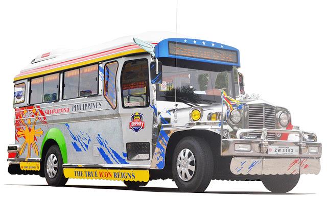 modern jeepney philippines