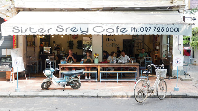 sister srey cafe siem reap cambodia