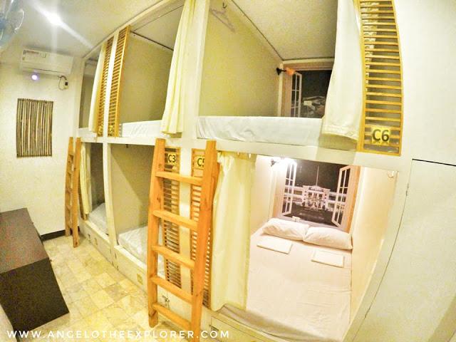 his capsule hostel tacloban city