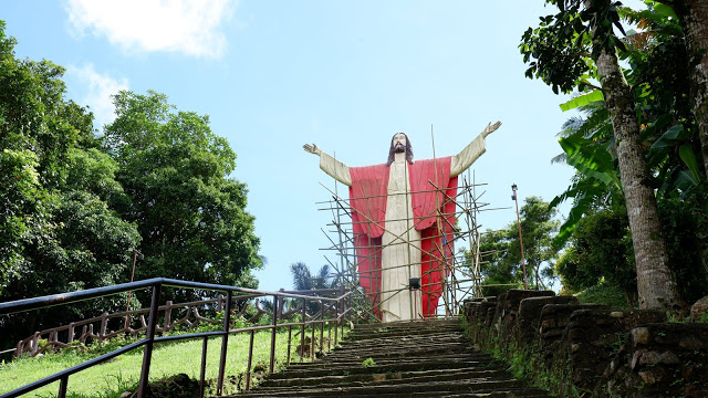 Kamay Ni Hesus in Lucban Quezon