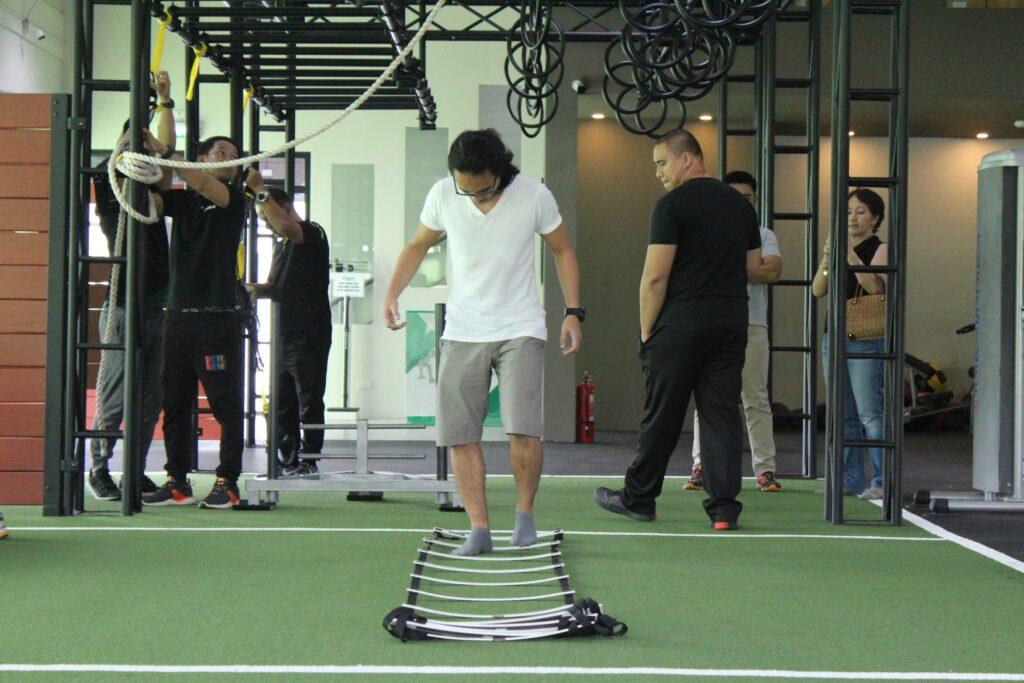 sante fitness lab