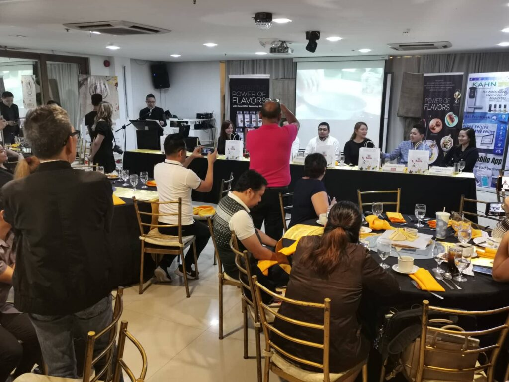 Food and Hotel Expo Manila - Press Conference | January 31, 2020 at Selah Garden Hotel