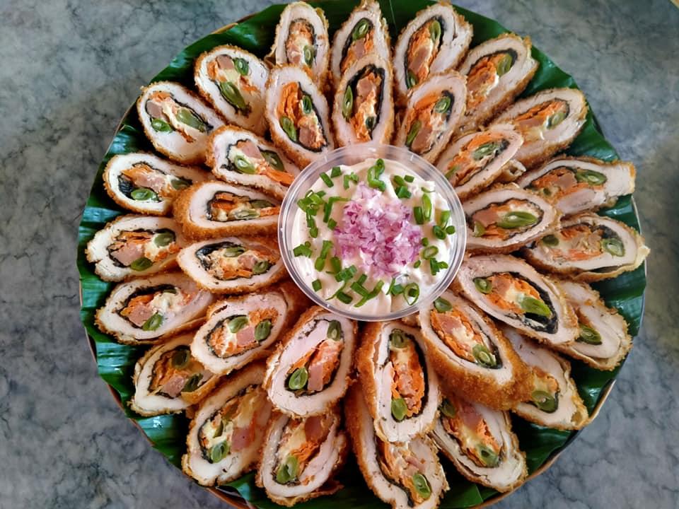 food at dream paradise mountain resort romblon (1)