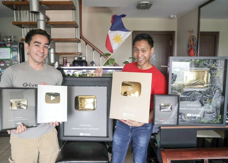Mikey Bustos as a YouTube Creator