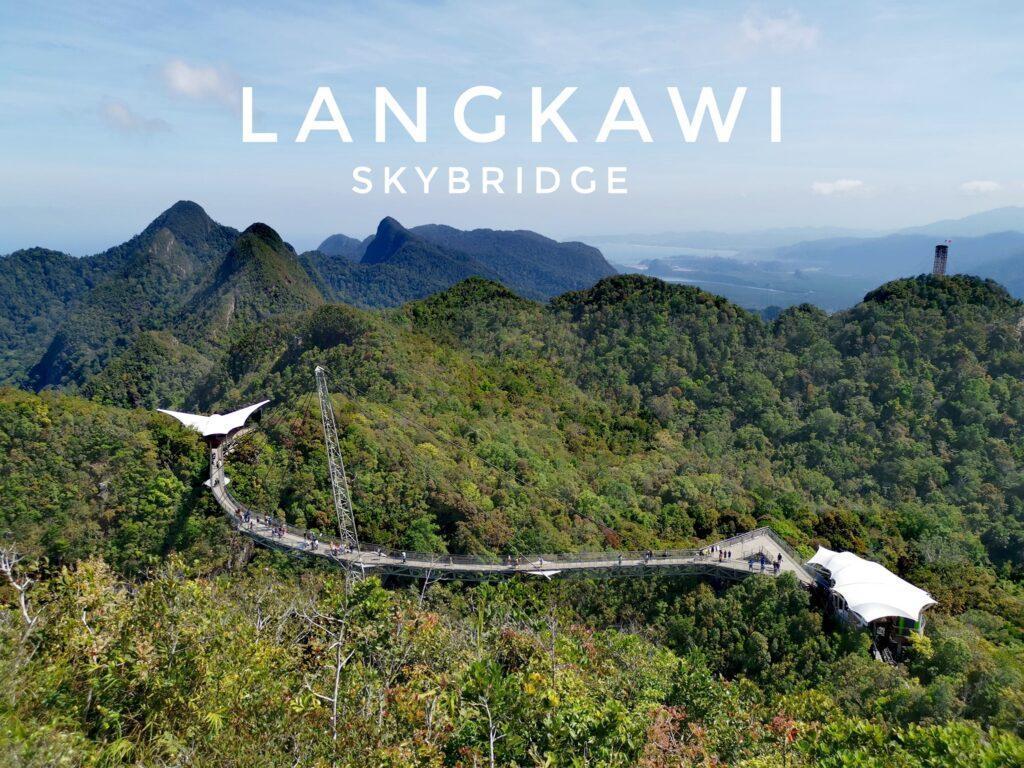 langkawi sky bridge malaysia