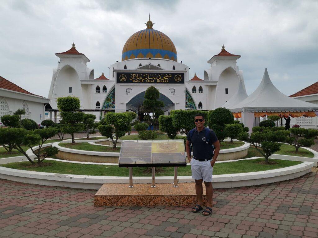 Masjid Selat Melaka Mosque