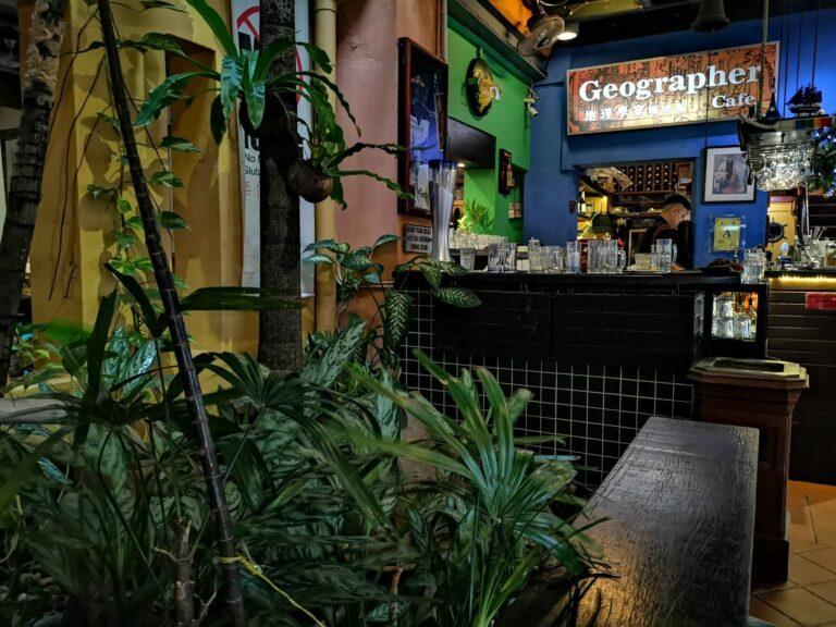 Geographer restaurant Malacca malaysia