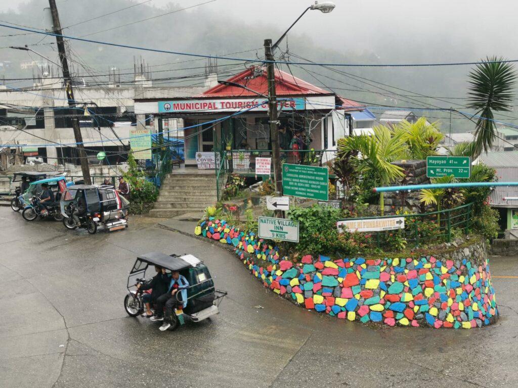 banaue tourist center