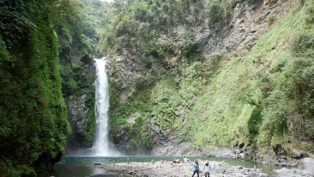 tapiya falls banaue